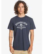 Camiseta Quiksilver M Creators Of Simplicity Eqyzt06055 Byp0