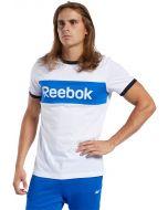 Camiseta Reebok M Te Ll Blocked Ss tee Fj4687