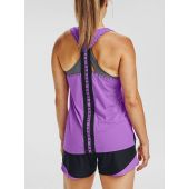 Camiseta Under Armour Wm Knockout Tank Ss 1351596-568
