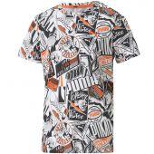 Camiseta Puma Alpha Aop Tee b 581269-02