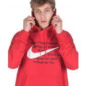 Sudadera Nike M Nsw Swoosh Hoodie Po Ft Cj4863-657
