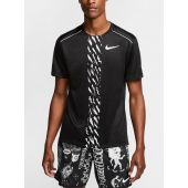 Camiseta Nike M Dry Miler Ss Edge Gx Po Cj5338-010