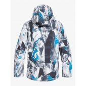 Anorack Quiksilver Mission Printed Youth Jk EQBTJ03098-BNR7