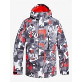 Anorack Quiksilver Mission Printed Jk EQYTJ03230-NZG6