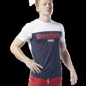 Camiseta Reebok Te Bl Ss Tee Fi1949