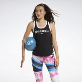 Camiseta Reebok W Workout Ready Myt Graphic Tank Fu2429