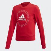 Sudadera Adidas Yg Bold Crew Ge0069