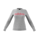 Sudadera Adidas W E Lin Sweat Fh6608